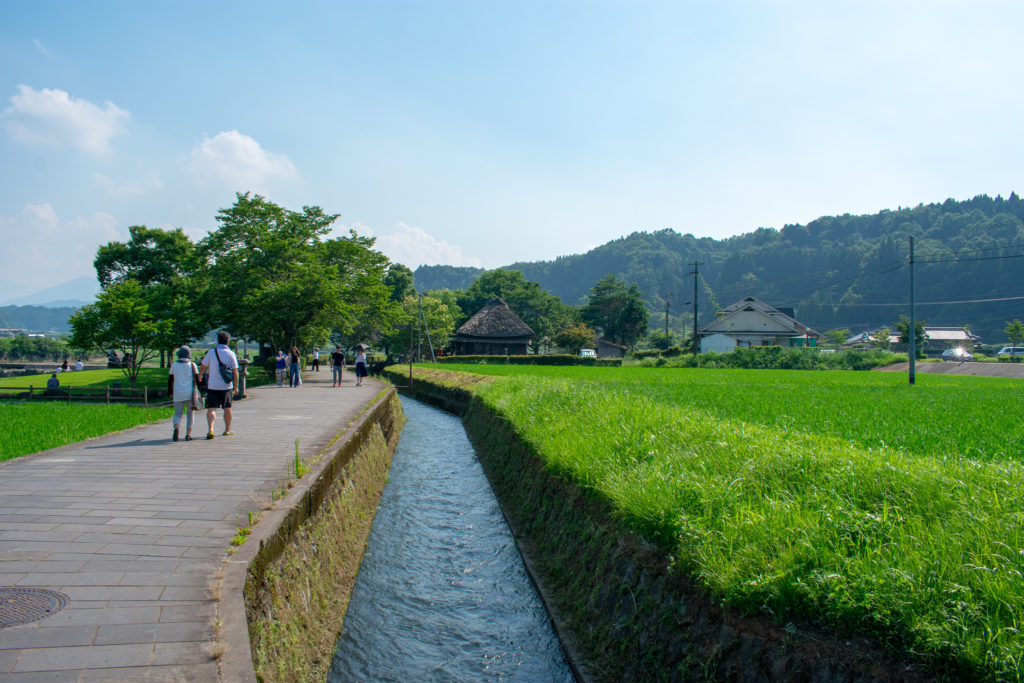 原尻の滝14